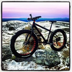 F4 fatbike Summit