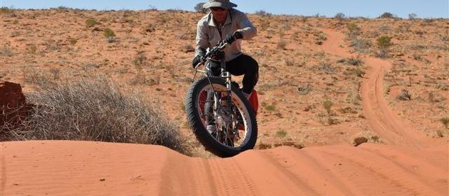 Ride 10 Australian Deserts