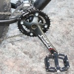 F4 Samox Crank set and VP532 pedal -1