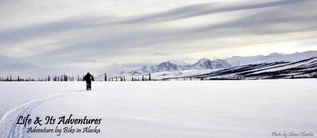 Explore Alaska in 30F below free camping