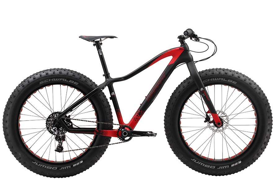 Diamant F1 fatbike -Right Side