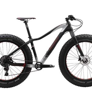 Diamant Mammut F2 fatbike. Fat bike right side photo. Rigid fork, available with suspension fork, Rockshox Bluto or RST Renegade