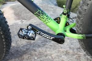 2015 - F3 Crank-pedal (M)