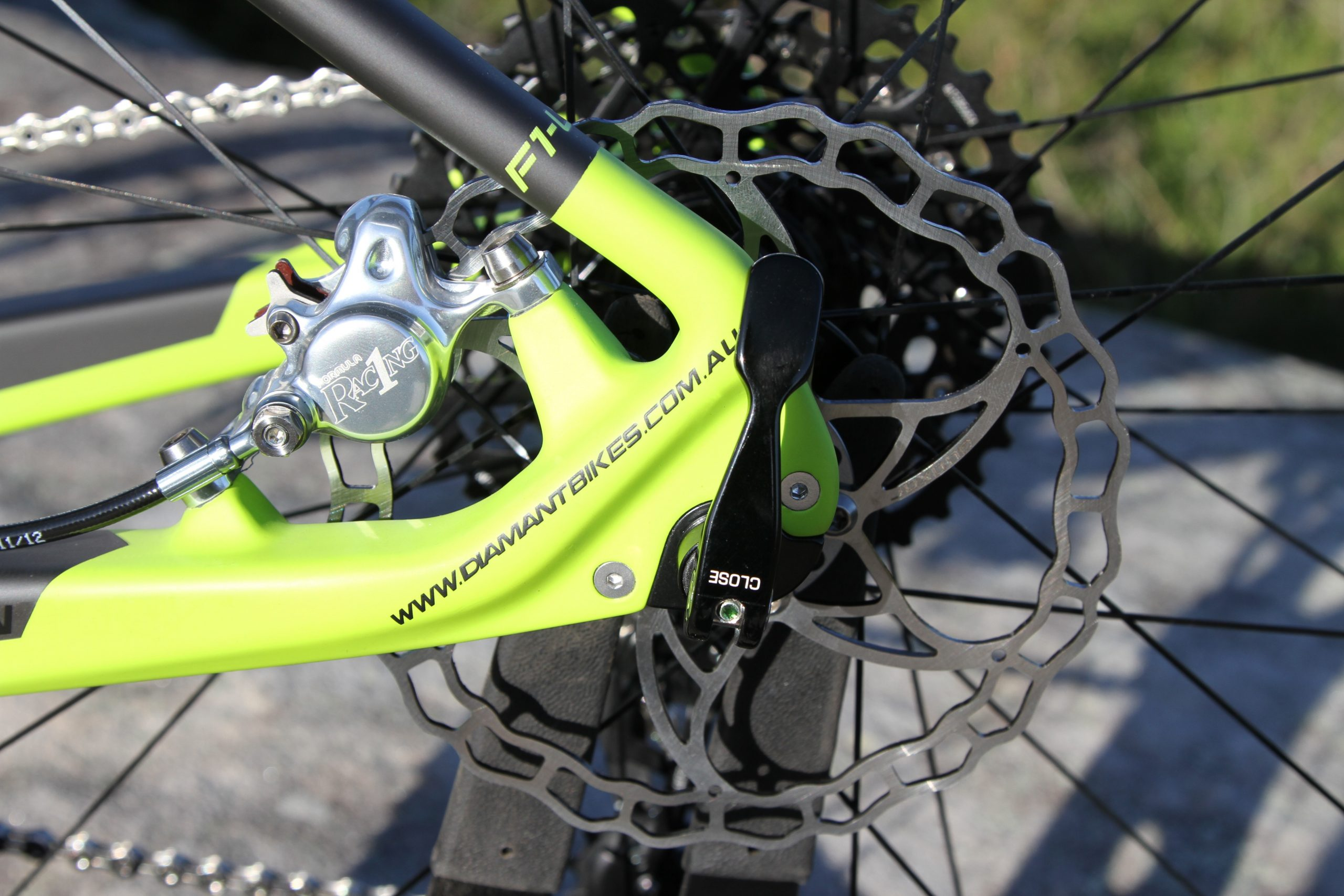 IMG_4747 Diamant F1-LTD fat bike- Formula R1 Brake