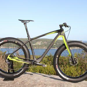 Diamant F1-LTD fat bike RHS