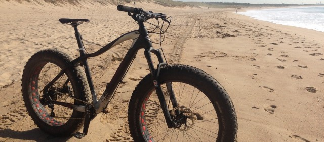 Fat Tyre Sand Bikes in Australia – This ain't a trend, Fat bikes are here to stay !